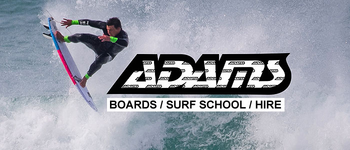 Adams Surfboards & Surf School